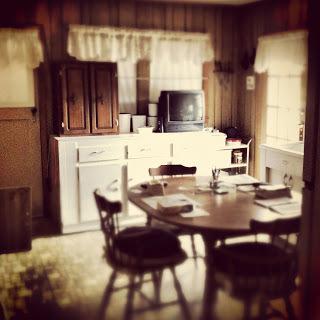 Maurice's kitchen
