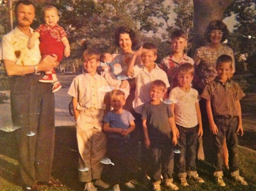 palmer family 1962