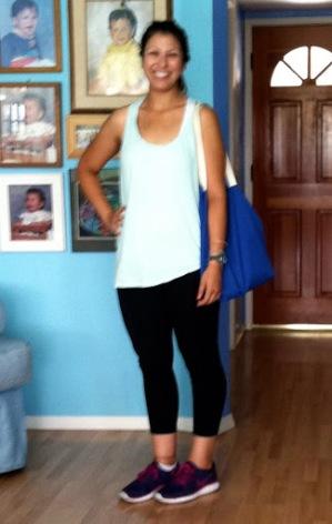 liz gym wear